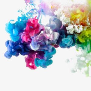Цветные дымы